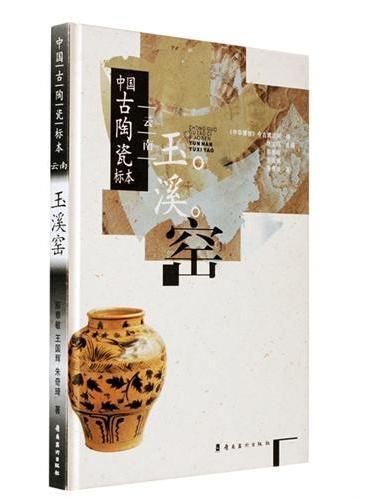 中国古陶瓷标本—云南玉溪窑