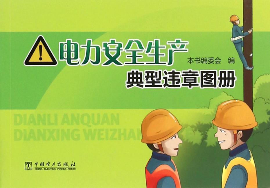 电力安全生产典型违章图册