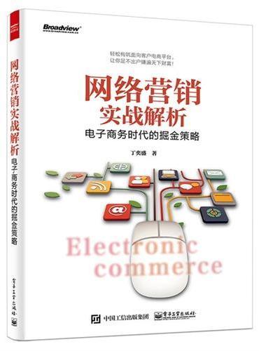 网络营销实战解析——电子商务时代的掘金策略