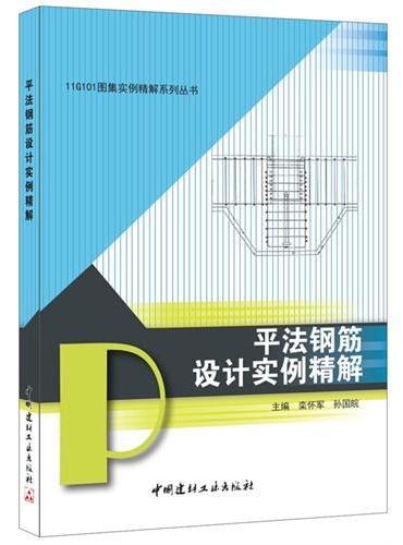 11G101图集实例精解系列丛书·平法钢筋设计实例精解