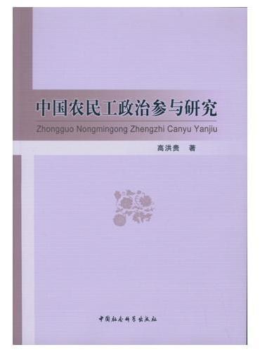 中国农民工政治参与研究