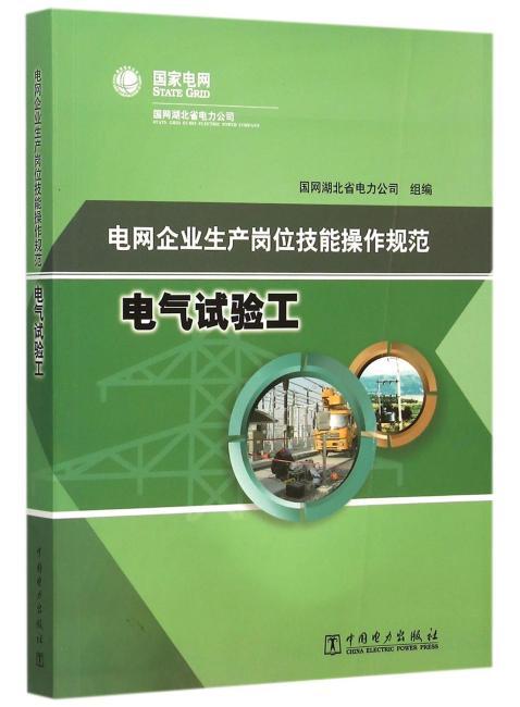电网企业生产岗位技能操作规范 电气试验工