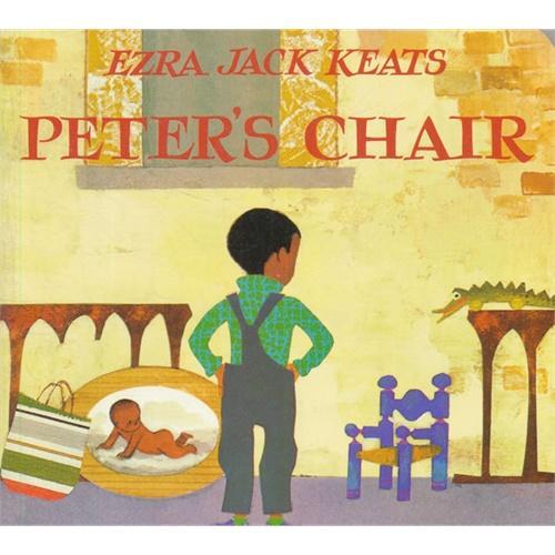 Peter's Chair (Picture Puffins)彼得的椅子(《下雪天》同一作者作品,卡板书)ISBN9780670061907