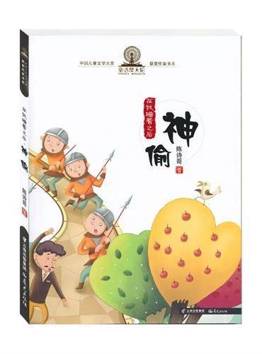 中国儿童文学大奖获奖作家书系--在我睡着之后--神偷