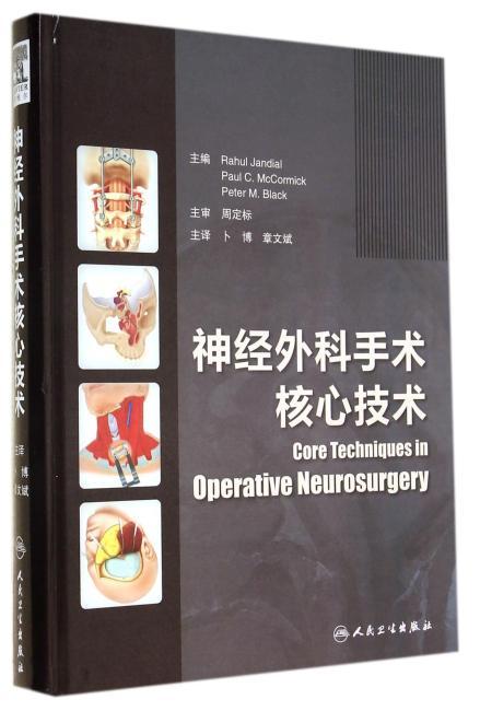 神经外科手术核心技术(翻译版)
