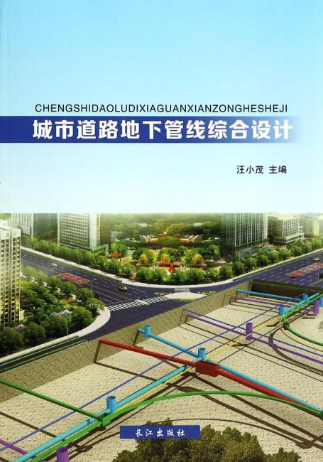 城市道路地下管线综合设计