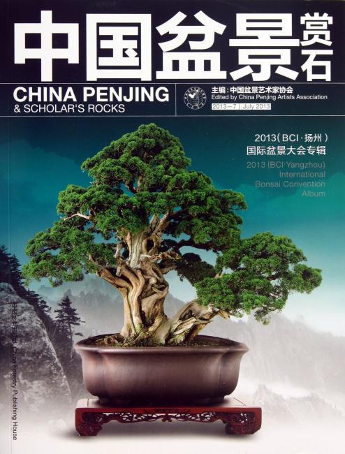 中国盆景赏石(2013.7)