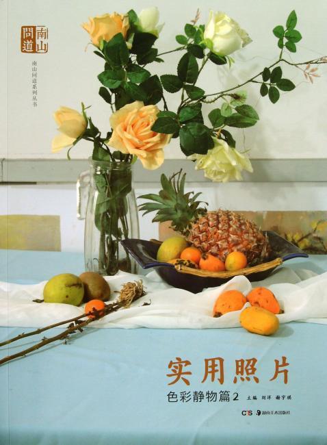 实用照片(色彩静物篇2)/南山问道系列丛书
