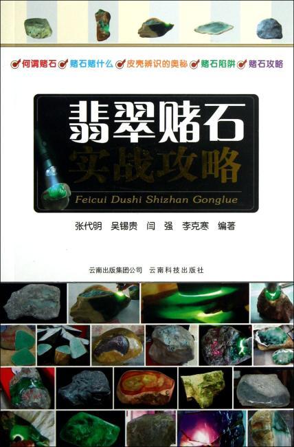 翡翠赌石揭密教程:翡翠赌石实战攻略(升级版)