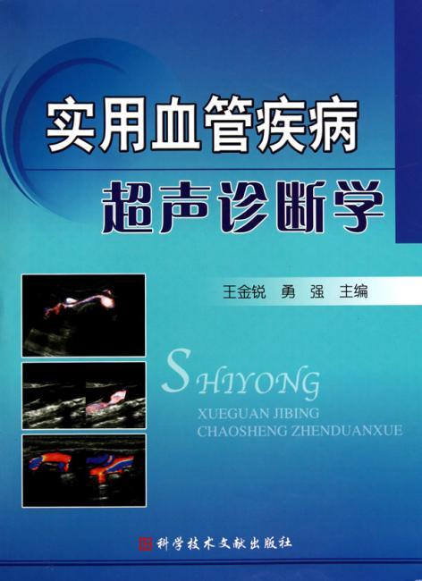 实用血管疾病超声诊断学