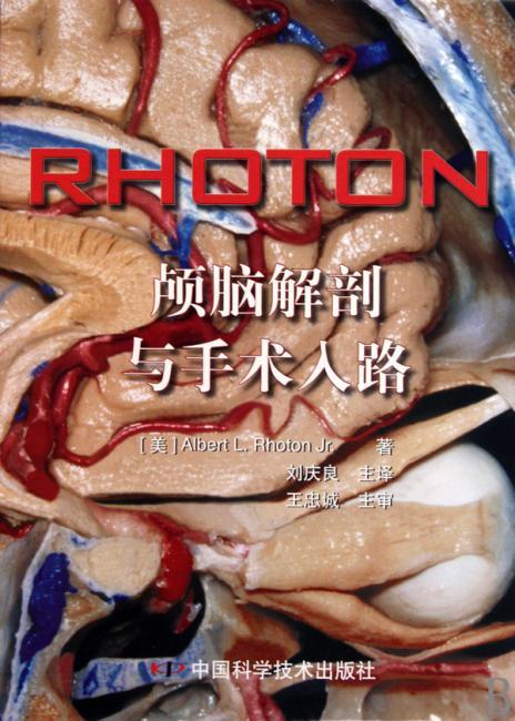 RHOTON:颅脑解剖与手术入路