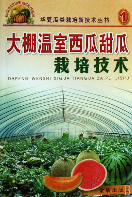 大棚温室西瓜甜瓜栽培技术