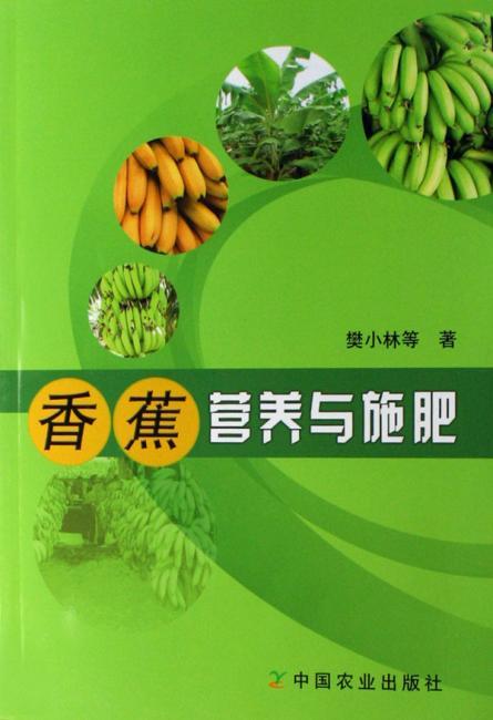 香蕉营养与施肥