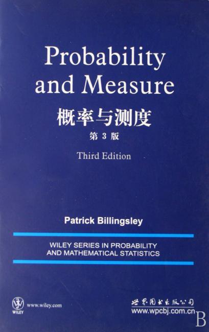 概率与测度(第3版)