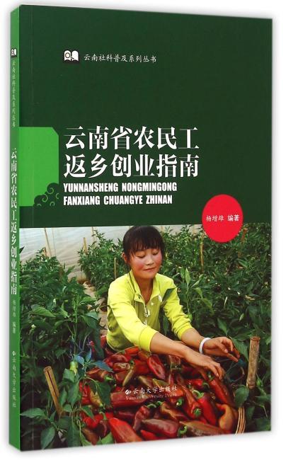 云南社科普及系列丛书·云南省农民工返乡创业指南