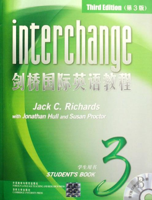 剑桥国际英语教程:学生用书3(第3版)(附盘)(附词汇手册)