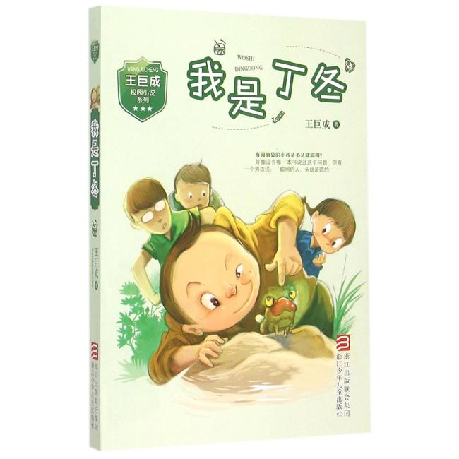 王巨成校园小说系列:我是丁冬