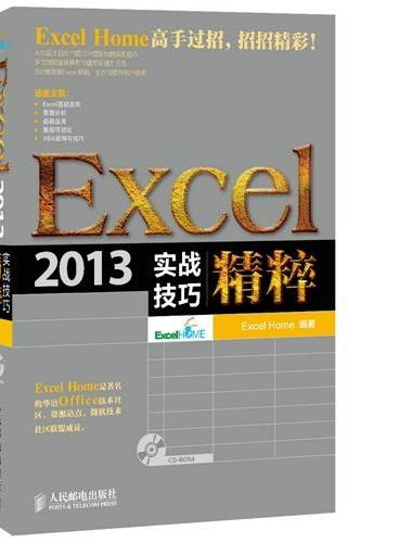 Excel 2013实战技巧精粹