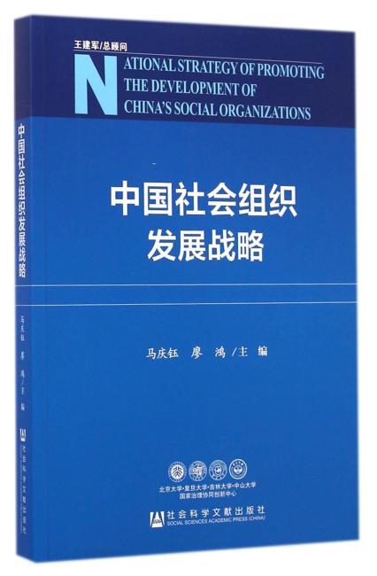 中国社会组织发展战略