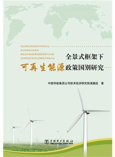 全景式框架下可再生能源政策国别研究