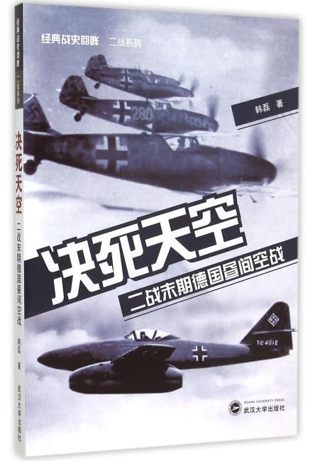 决死天空——二战末期德国昼间空战