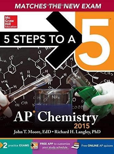 5 STEPS TO A 5 AP CHEMISTRY 2015 ED