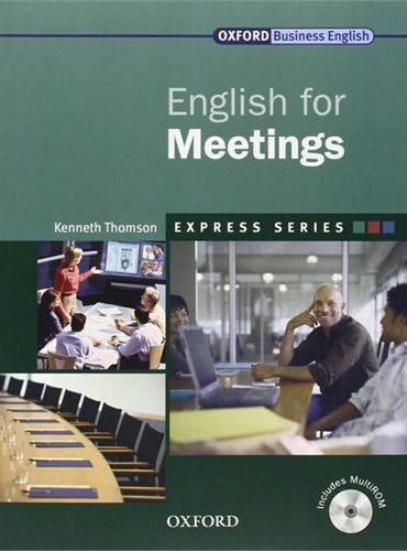 Express: English for Meetings Student's Book and MultiROM