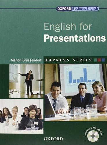 Express: English for Presentations Student's Book and MultiROM