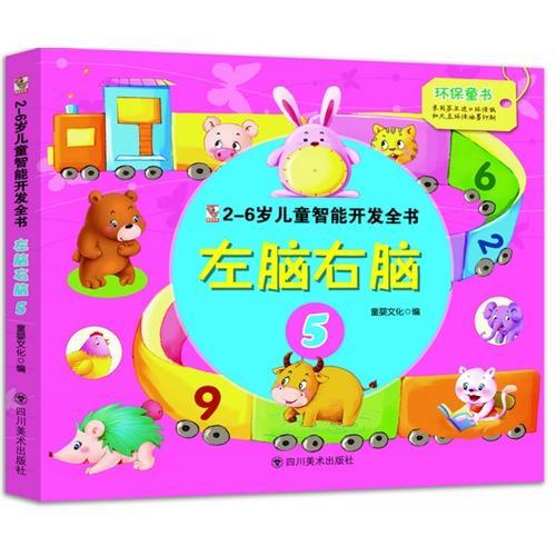 左脑右脑5(2-10岁儿童智能开发全书)