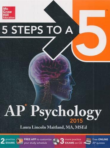 5 STEPS TO A 5 AP PSYCHOLOGY WITH CD-ROM