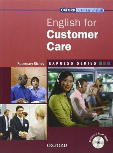 Express: English for Customer Care Student's Book and MultiROM
