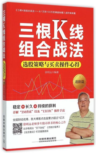 三根K线组合战法——选股策略与买卖操作心得(进阶篇)