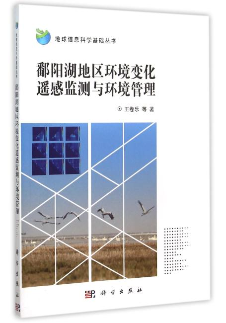 鄱阳湖地区环境变化遥感监测与环境管理