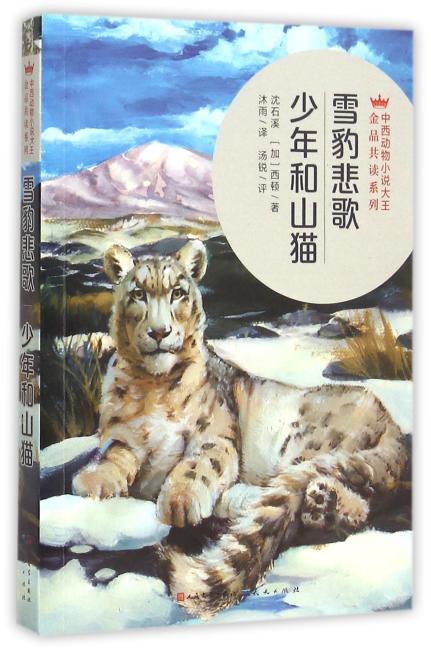 雪豹悲歌·少年和山猫