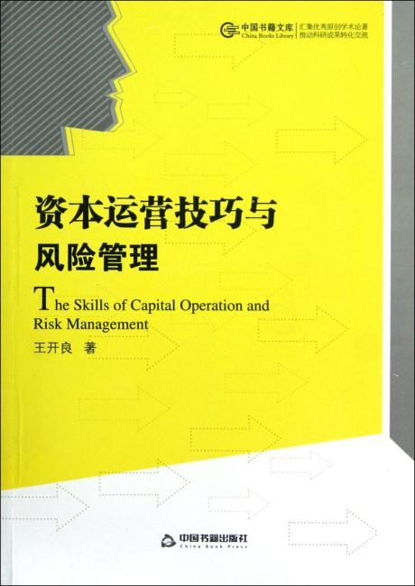 企业管理和治理丛书—资本运营技巧与风险管理