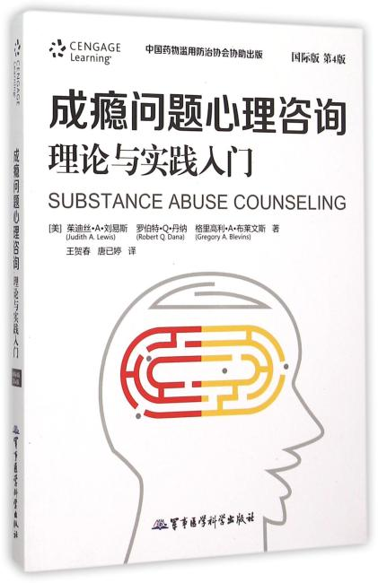成瘾问题心理咨询理论与实践入门