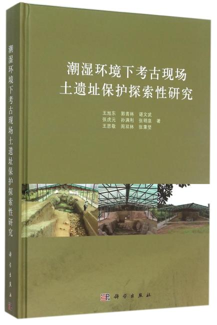 潮湿环境下考古现场土遗址保护探索性研究