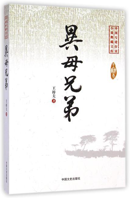 异母兄弟(中国专业作家小说典藏文库)