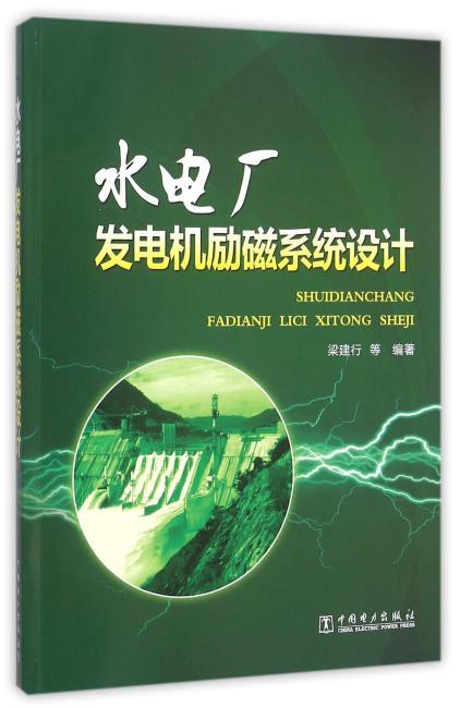 水电厂发电机励磁系统设计