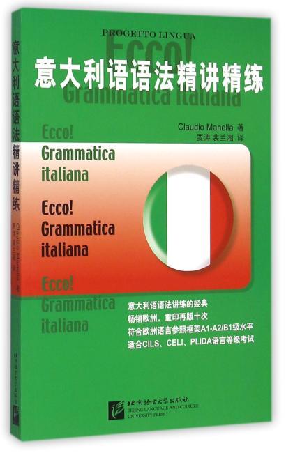 意大利语语法精讲精练