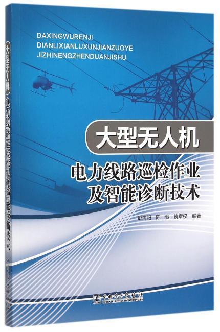 大型无人机电力线路巡检作业及智能诊断技术