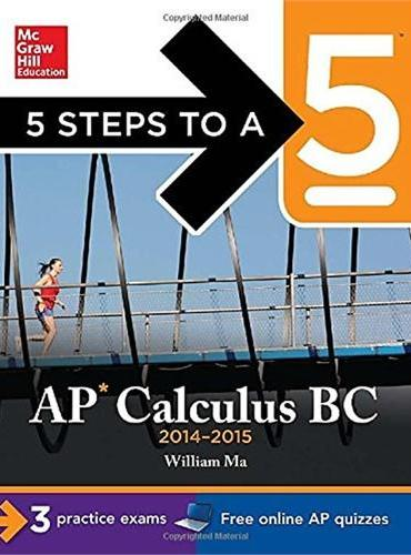 5 STEPS TO A 5 AP CALCULUS BC, 2014-2015