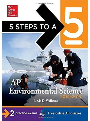 5 STEPS TO A 5 AP ENVIRONMENTAL SCIENCE,