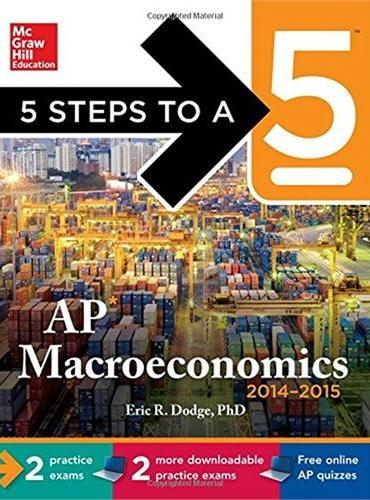 5 STEPS TO A 5 AP MACROECONOMICS WITH CD