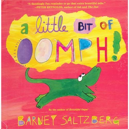 A Little Bit of Oomph!咬一口!ISBN9780761177449