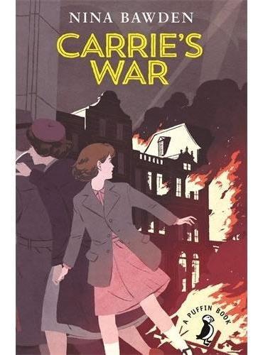 Carrie's War (A Puffin Book)卡莉的战争ISBN9780141354903