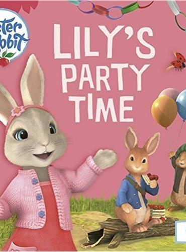 Peter Rabbit Animation: Lily's Party Time彼得兔动画故事书:丽丽的聚会ISBN9780723295969