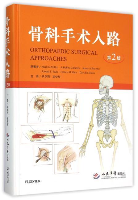骨科手术入路 (第二版)