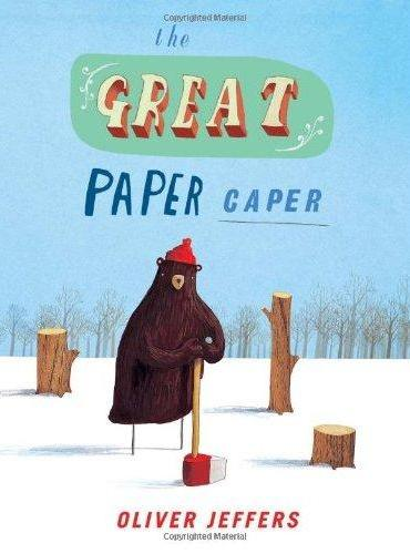 The Great Paper Caper(by Oliver Jeffers)智慧小孩系列:超级纸飞贼ISBN9780007182336