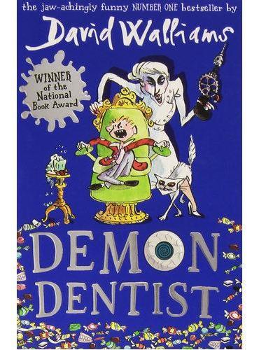 Demon Dentist大卫·少年幽默小说系列:神通牙医ISBN9780007453580